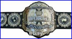 World Heavyweight Championship Belt 4mm Brass Plate