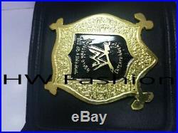 World Wrestling Entertainment Championship Belt / Adult Size / 4mm Plate