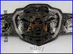 World Wrestling Entertainment Championship Wrestling Belt 4mm Zinc Plate