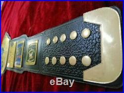 Wwf Big Eagle Championship Belt In 2mm Brass Plates
