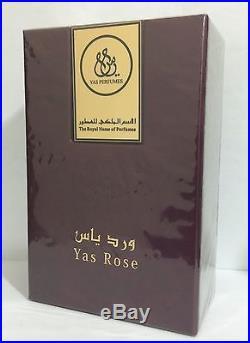 YAS ROSE by Yas Perfumes 100 ML, 3.4 fl. Oz for Women, EDP. Eau De Parfum