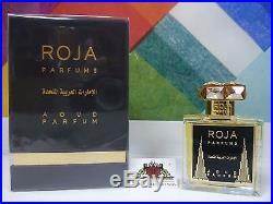 (new Bottle) United Arab Emirates Roja Dove Parfums Spray 1.7 Oz /50 ML Sealed